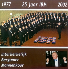 CD 25 jaar IBM